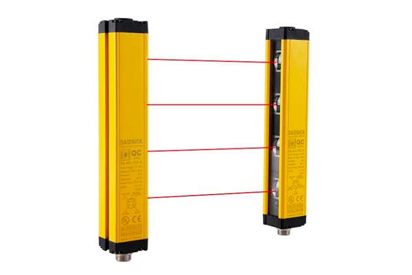 safety laser barrier for wood cnc router