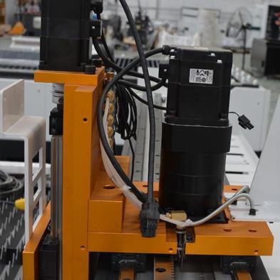 servo motor of CNC Metal Fiber Laser Cutting Machine