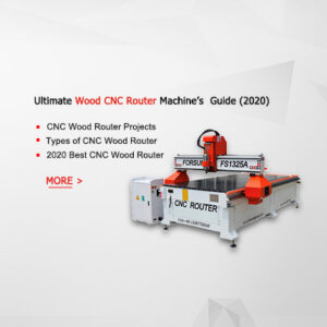 Ultimate Wood  CNC  Router  Machine's  Guide (2021)