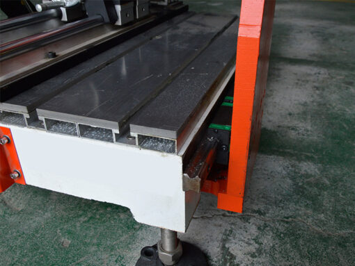 T-slot Table