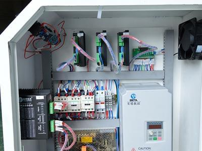 Leadshine Drive of Best Cheap Mini CNC wood Router Machine