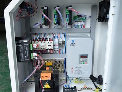 Schneider Electrical Parts of Best Cheap Mini CNC wood Router Machine