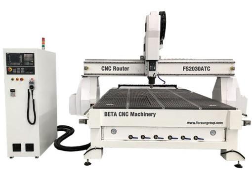 最佳ATC CNC木材雕刻机