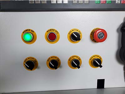 Control Switch of best cheap smart CNC wood router machine