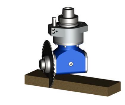 MONO Aggregate of cnc carving machine