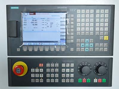 Siemens Controller of best cheap smart CNC wood router machine