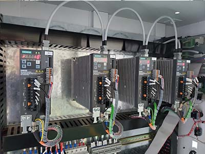 Siemens Drive of best cheap smart CNC wood router machine