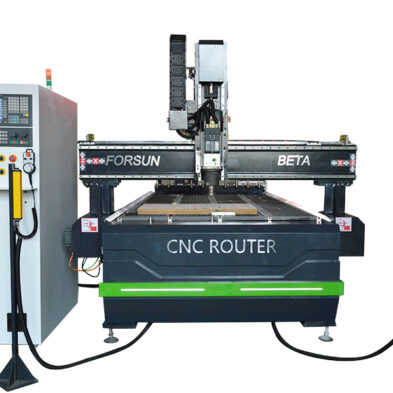 New Automatic Tool Change Wood CNC Router with SIEMENS Controller and SIEMEN Motors