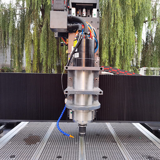 ATC Water Cooling Spindle of cnc wood router machine