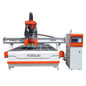 Best CNC Router Cutting Machine with Oscillating Knife 2020