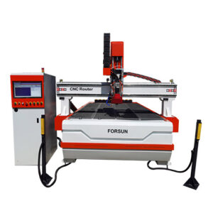 Good Quality Linear ATC CNC Woodworking Router Machine