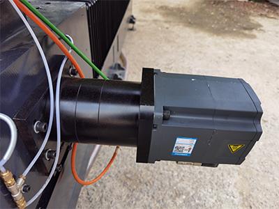 Siemens Servo Motor of ATC CNC wood router machine