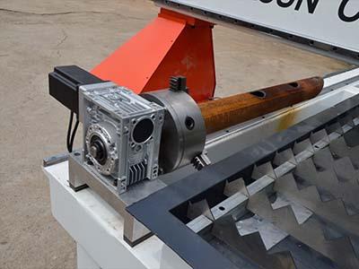 Plasma Cutting Machine with Rotary Axis