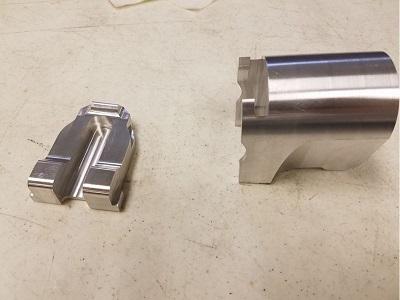 CNC Aluminum Router Project