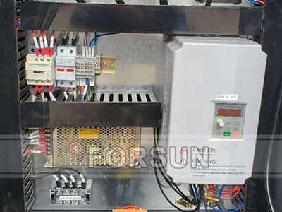 FULING inverter of 3-axis cnc wood router machine