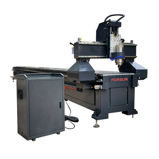 New Design 3-Axis CNC Wood Router for sale in China