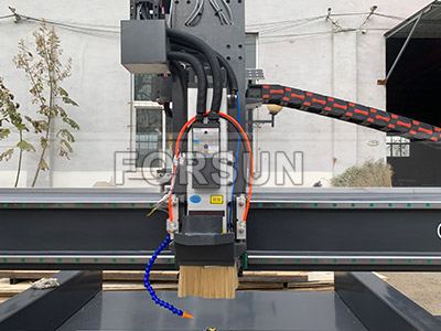 9.0KW ATC Spindle of CNC wood router machine