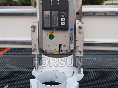 9KW HSD ATC Spindle of CNC wood router machine