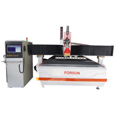 ATC CNC Router for Wood Furniture Industry