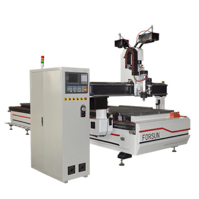 best cheap ATC CNC Router with C Axis for Wood Furniture Industry for sale in China