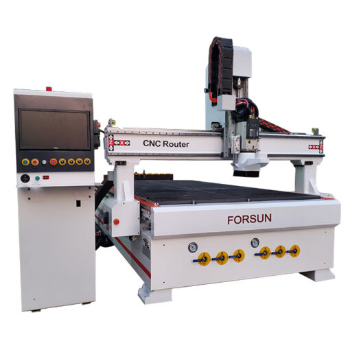 CNC Auto Changing Tools Woodworking Router Machine