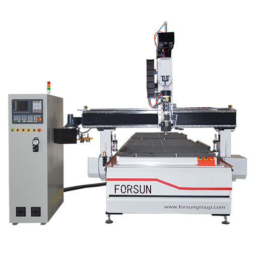 best cheap Custom Double Working Table CNC Router for Wood Furniture Industry for sale in China