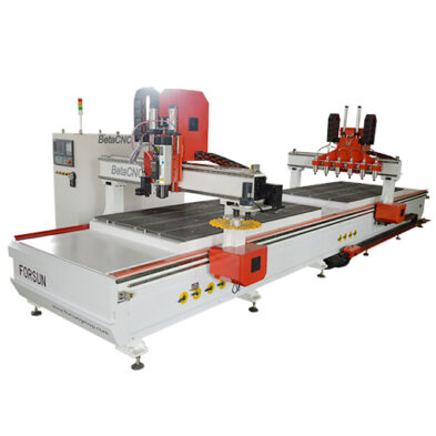best cheap Custom ATC CNC Router with Oscillating Knife for sale in China