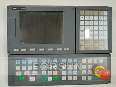 Syntec Controller of custom cnc wood router machine