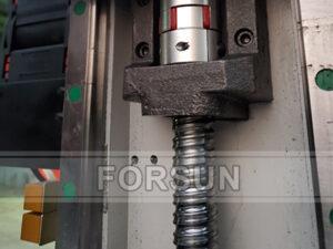 CNC wood router machine TBI ball screw