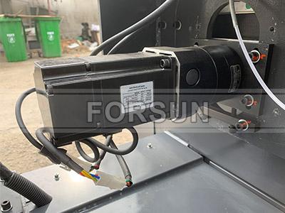 YAKO Servo motor of smart CNC wood router machine