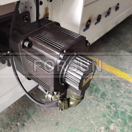 YASKAWA Servo motor of CNC wood router machine