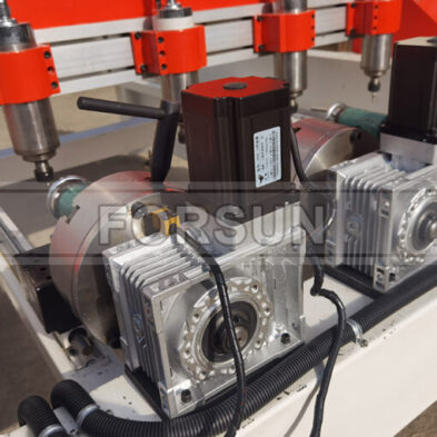 best cheap 1325 hobby mini smart desktop CNC wood carving router machine Leadshine step motor
