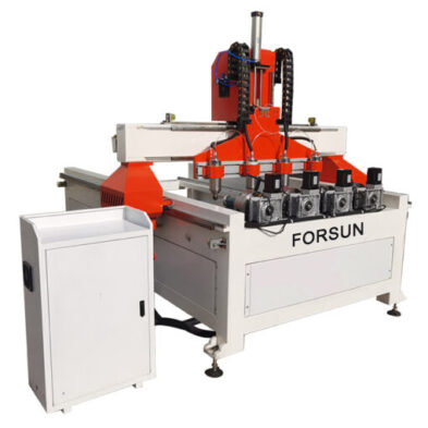 China best cheap multi-spindle 3d 4-axis rotary CNC wood router machine price 2021