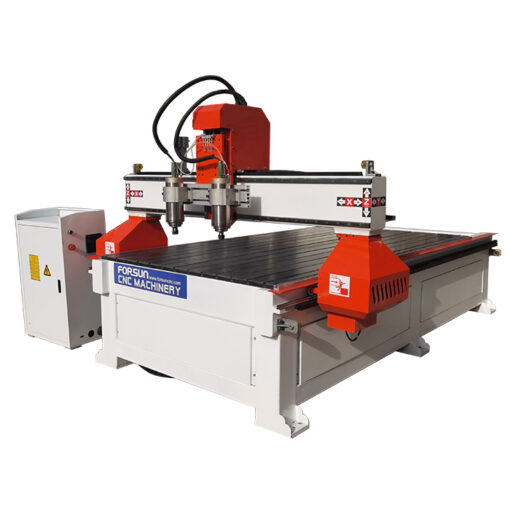 China best cheap Synchronous Multi-spindle CNC wood carving Router for sale