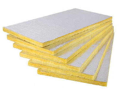 glass fiber thermal insulation material