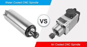 Air Cooled VS Water Cooled CNC Spindle , Which One Better