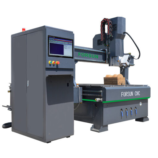 4-axis wood cnc router