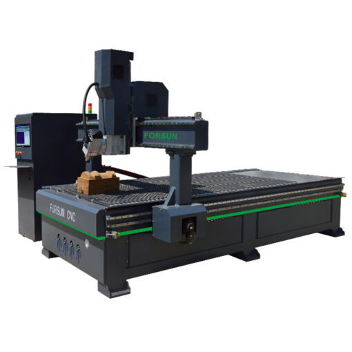4-axis cnc router machine
