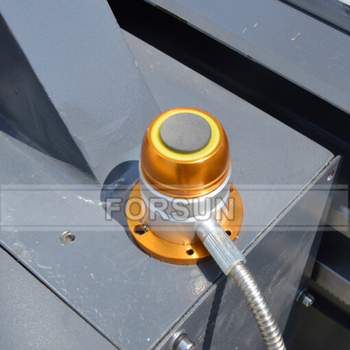 CNC router Automatic Tool Calibration
