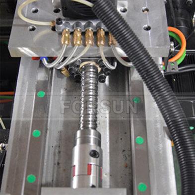Ball screw of CNC Lock Dowel Machine