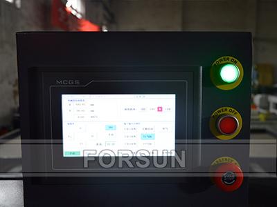 Controller System of Lock Dowel Machine