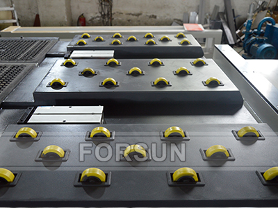 Feeding Roller of nesting cnc router