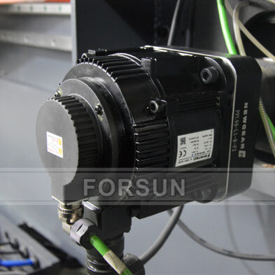 Servo Motor and Reducer of cnc router