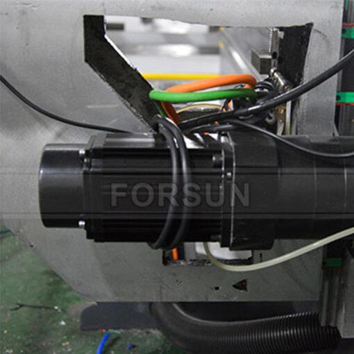 Servo motor and reducer of Lock Dowel Machine