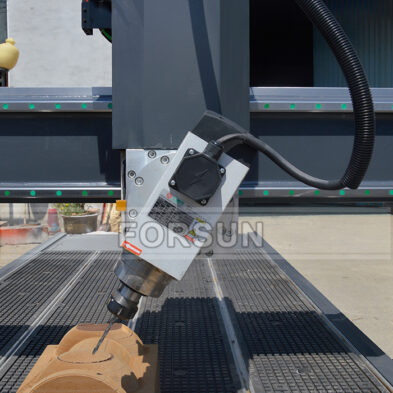 Swing Head of 4 axis cnc router