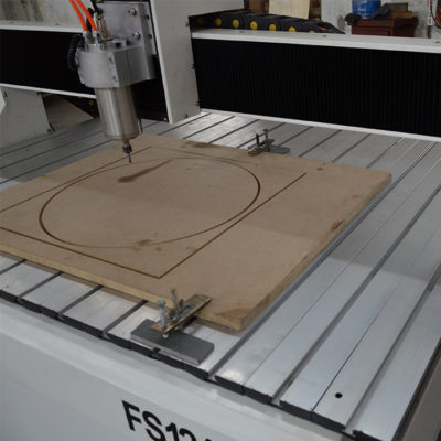 T-slot work table