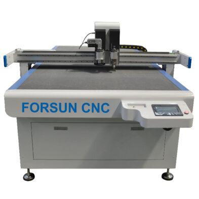 CNC Oscillating knife leather Cutting Machine