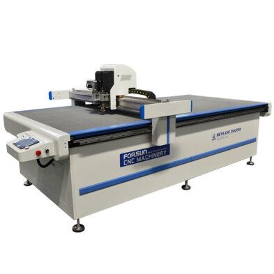 High-speed Oscillating knife leather Cutting Machine