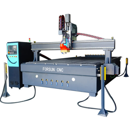 Linear ATC CNC Router with SIEMENS Controller