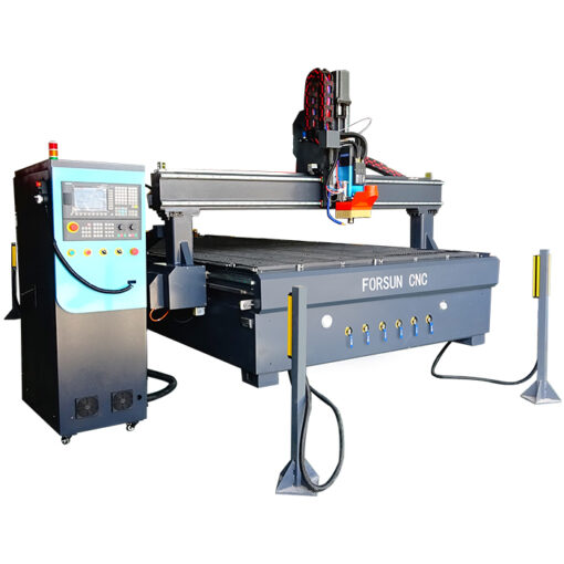 Linear ATC CNC Wood Router with SIEMENS Controller